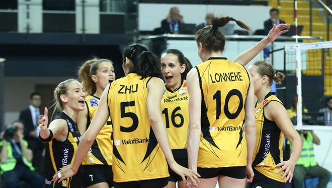 Allianz MTV: 0 - VakıfBank: 3